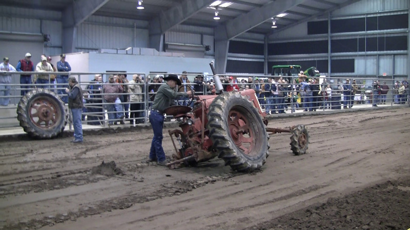 Halletsville Tractor Show 2010
