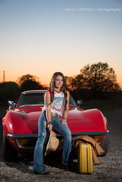 Jaycie Alford-truck stop pics