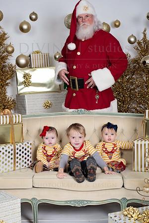 Harris Santa
