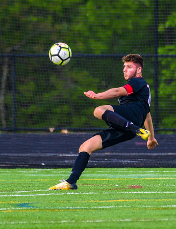 Boys Soccer: Briar Woods vs Rock Ridge 4.30.2019 (by Al Shipman)