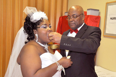 Arthur and Cecelia Massaquoi's Wedding