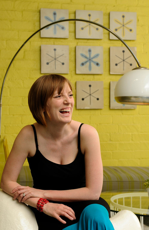 """. Sarah Polley is an actress and director who stars in a documentary about her family, and issues of paternity in \""""Stories We Tell.\"""" Beverly Hills, CA 5/3/2013(John McCoy/Staff Photographer)"""