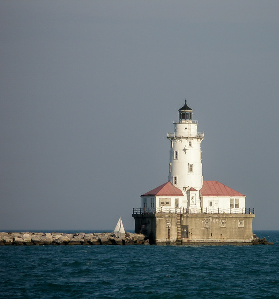 Lighthouse from Navy Pier