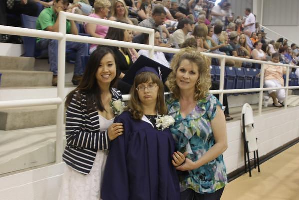 Marlow High School Graduation Class 2013