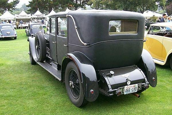 Blower Bentley