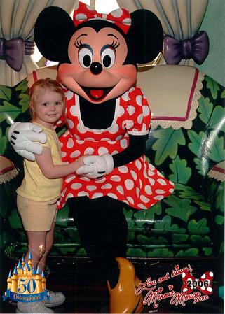 Disneyland Portratis - Disneyland 2006