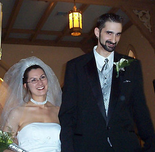 Our Wedding - July 2003 - Nuestra Boda