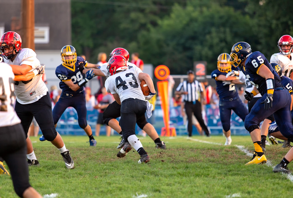 . Carrie Garland - The News-Herald Kirtland vs. Cardinal, Sept. 14