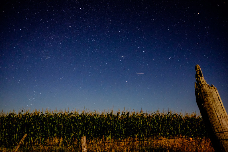 Nighttime Pop Corn