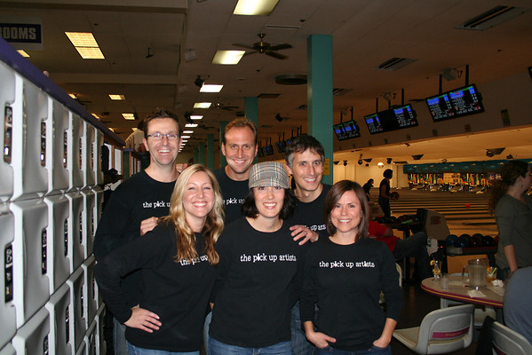 2012 Late Fall Tuesday Bowling