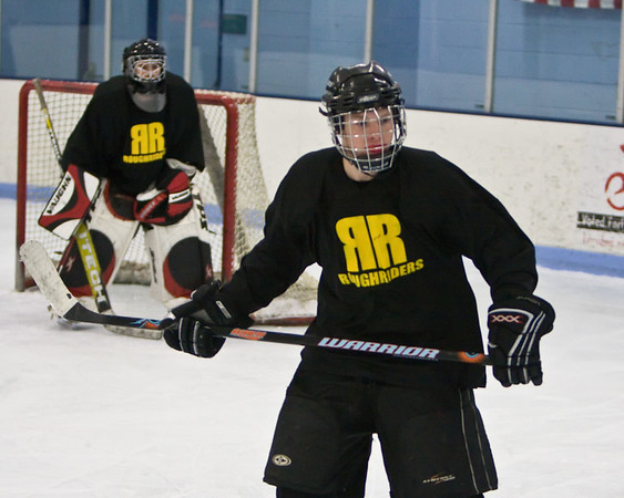 Windsor/Loveland/TV Ice Hockey vs Ft. Collins 4-13-08
