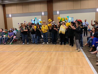 LDI PCA/Coworker Survey Pep Rally (March 2019)