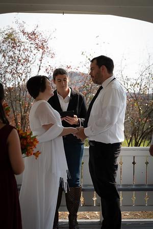 Unedited Leo and Georgia Wedding