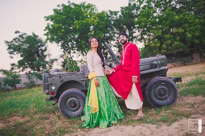 Vidhi & Hem