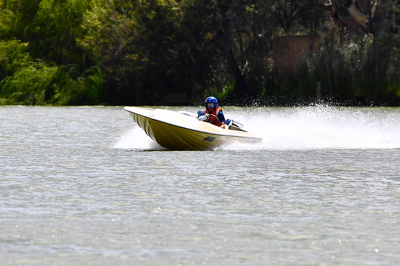 Riverland Powerboat Club February meet