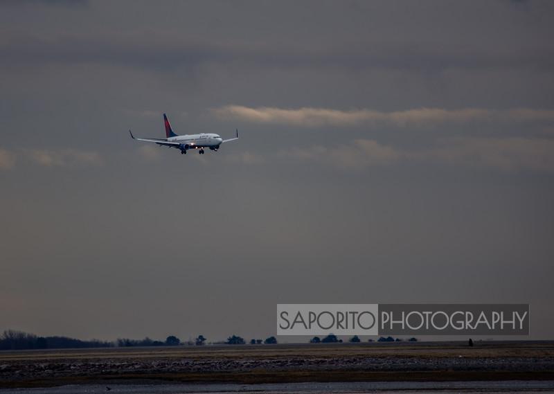 Delta 737 BOS