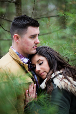 Stephanie & Anthony's Engagemnent Session