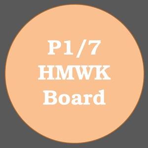 P1/7 HMWK