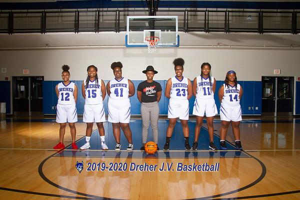 2019-2020 Girls JV Basketball