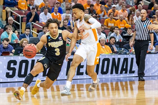 #3 Purdue vs #2 Tennessee