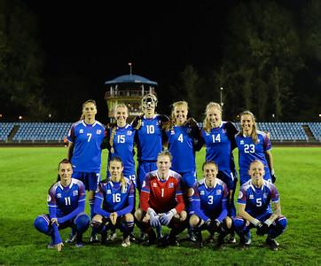 Lettland - Ísland - 8. október 2019