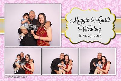 Maggie & Guri's Wedding