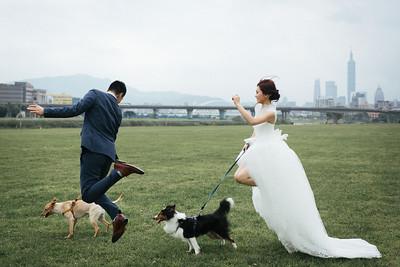 Pre-wedding   Candice + Arthur