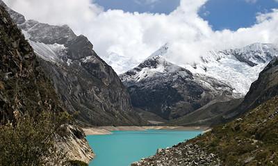 Lago Paron - Cordillera Blanca
