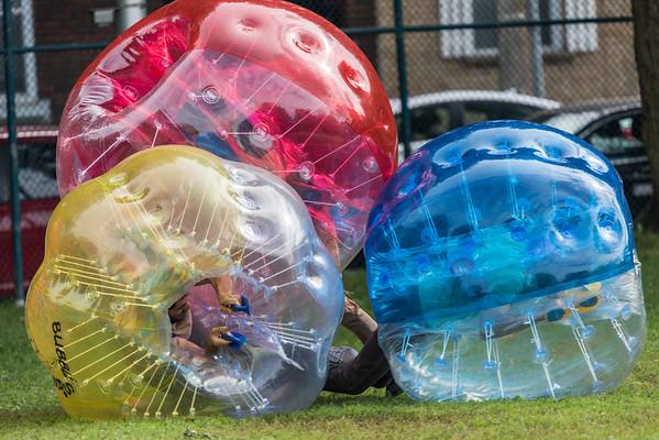 Bubble Foot Party - 23 Sept 2018