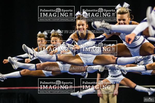 Chapin Varsity Cheer 2020 State Championship
