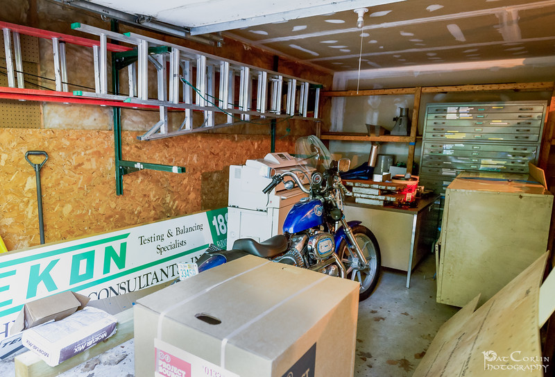 Garage / Storage For Rear Suite Of Offices