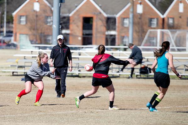UA Womens Rugby - Arkansas State