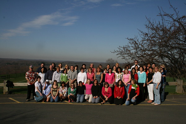 2007-2008 Faculty and Staff