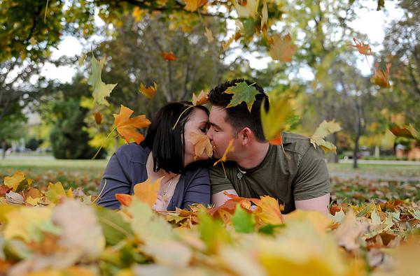 Tiffani Upham + Blake Arthur- Engagement