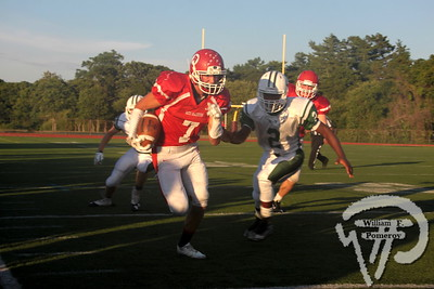 FOOTBALL ■ vs. Dennis-Yarmouth — 9 . 9 - 2016