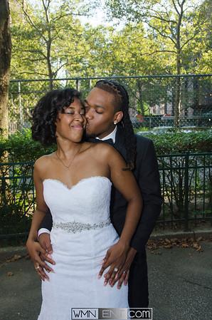 Stephanie & Keron Circle of Love