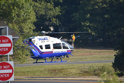 Motorcyclist airlifted after Shirley Crash [9.21.19]