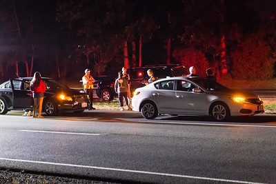 Accident Algonkian Parkway Aug 4, 2016
