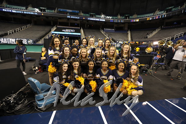 UNCG CHEER NOV - DEC 2016