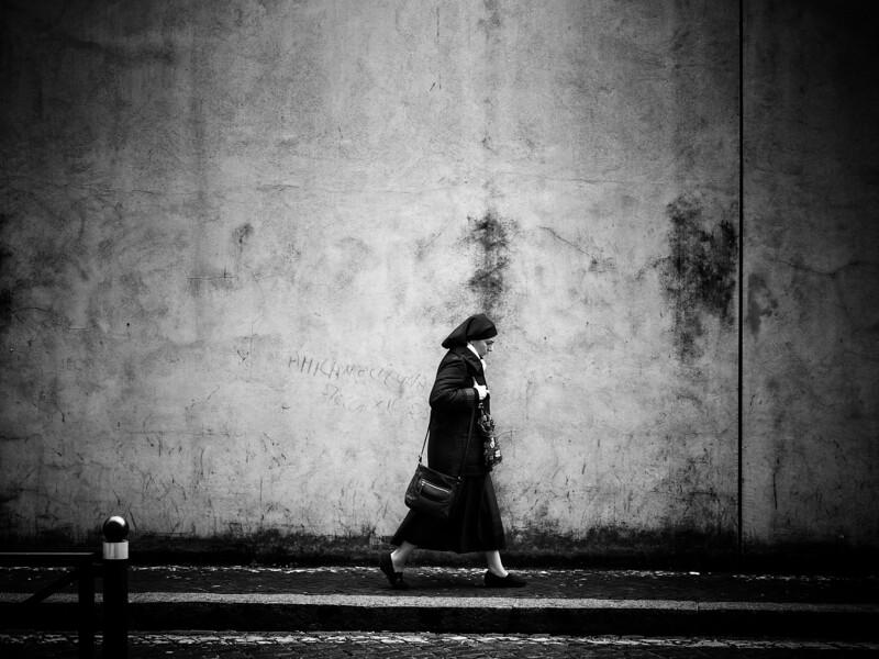 Vatican Nun