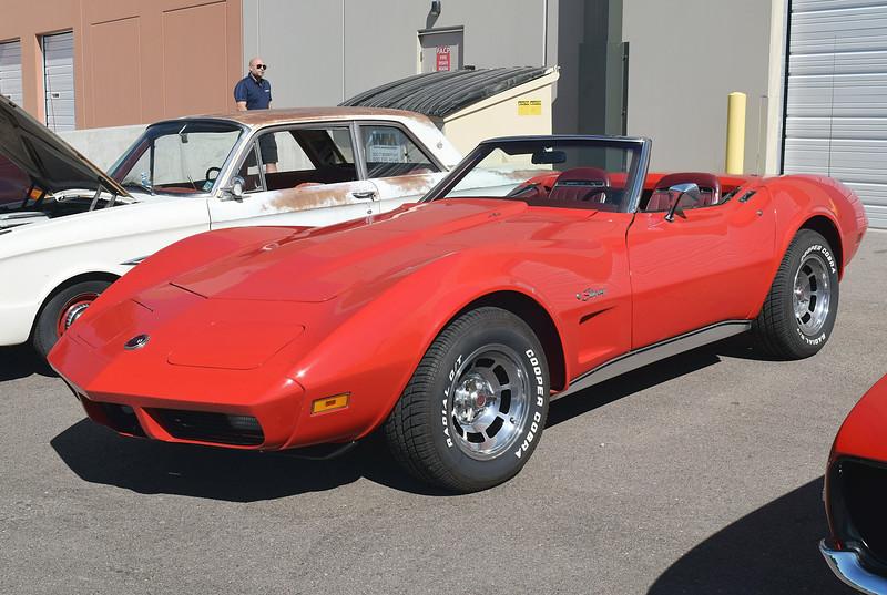 Chevrolet 1974 Corvette ft lf.JPG