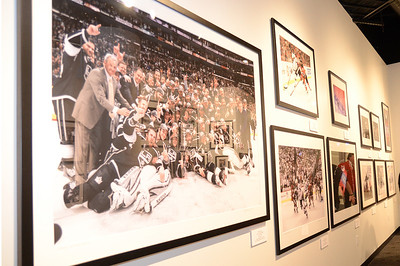 Los Angeles Kings Road to the Stanley Cup Photo Exhibit Opening - STAPLES Center - Los Angeles, CA