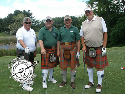 CDSG Charity Golf Tournament Foursome Photos