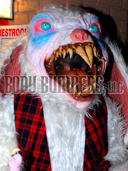 """Halloween"" @ West Shore Hardware Bar - October 31, 2008 - Nikon D60 - Mark Teicher"