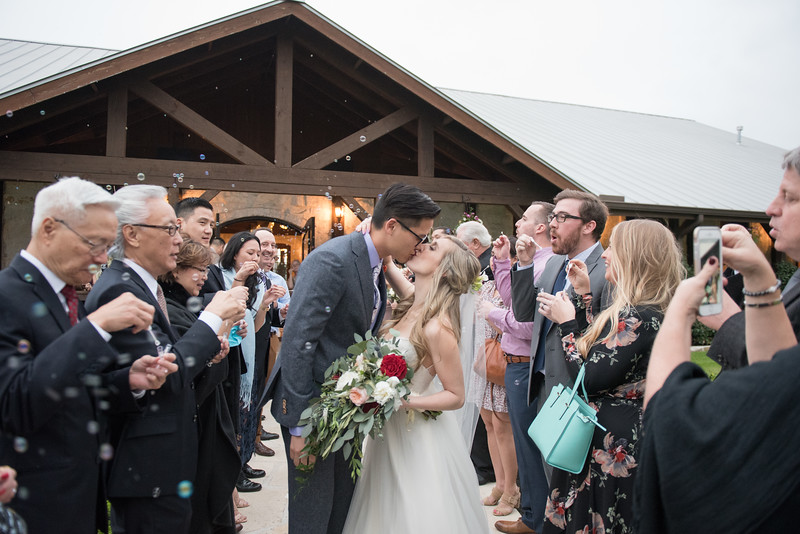 Rachel and Casey - Wedding