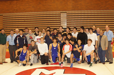 2011 Japanese National Team Dual at MLT