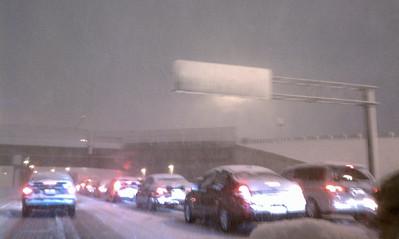 VA - Snowstorm Jan 2011