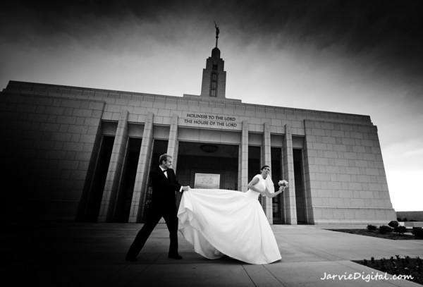 Clayton Wedding