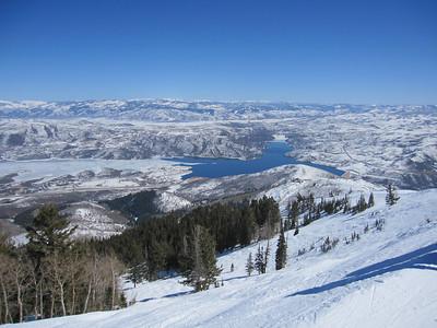 Skiing - 3/9/2012