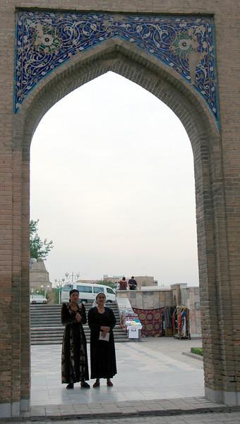 050425 3300 Uzbekistan - Samarkand - Gur Emir Mausoleum _D _E _H _N ~E ~P.JPG